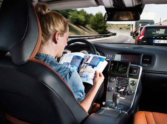 autonoom rijden niveaus