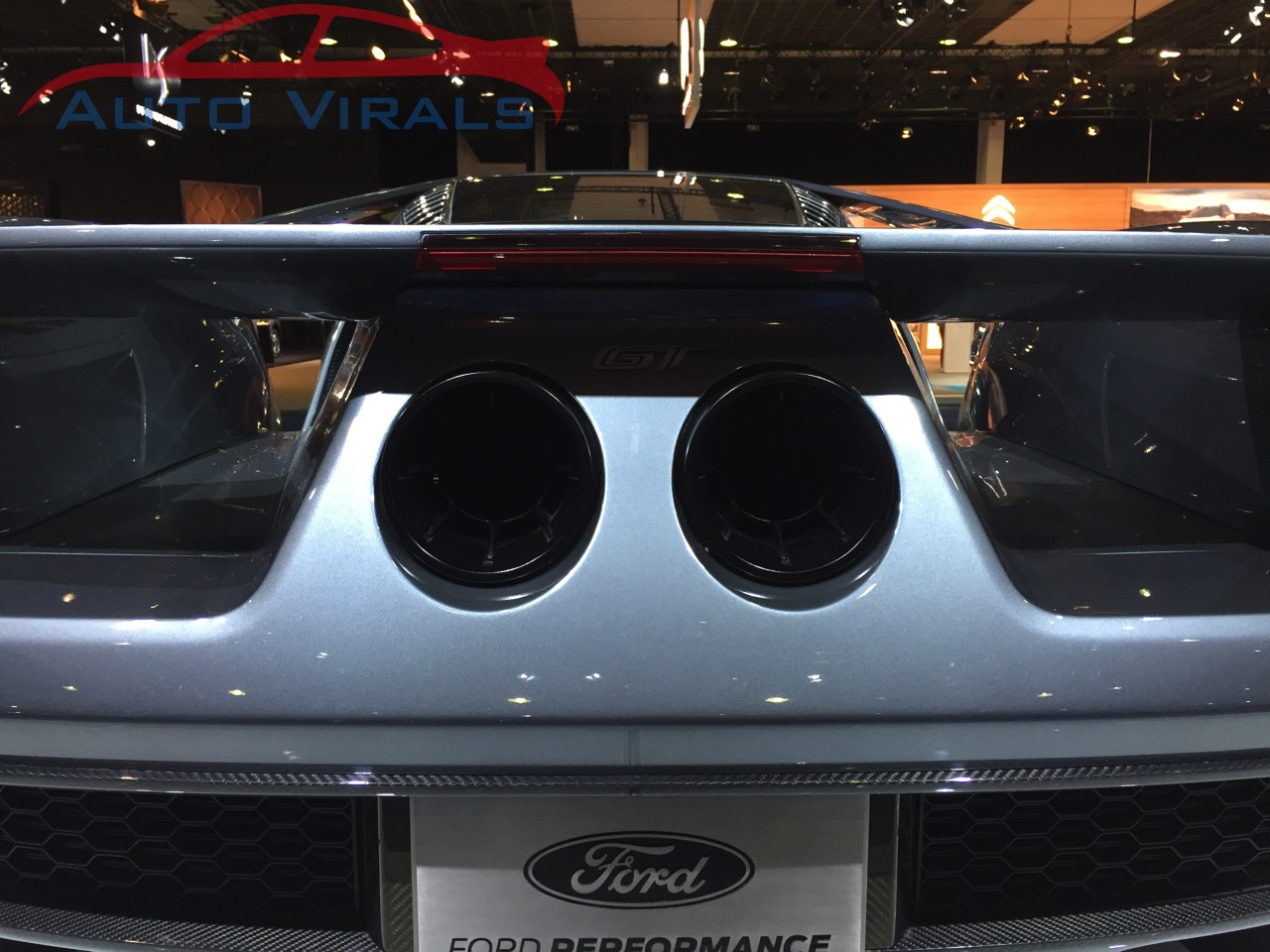 autosalon brussel ford gt
