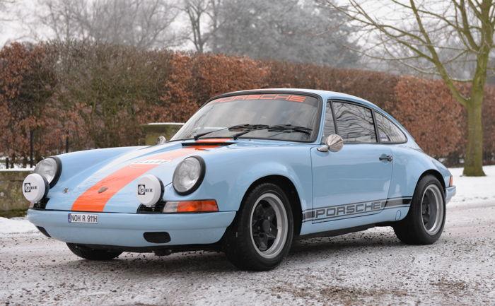 1970 porsche 911t 2