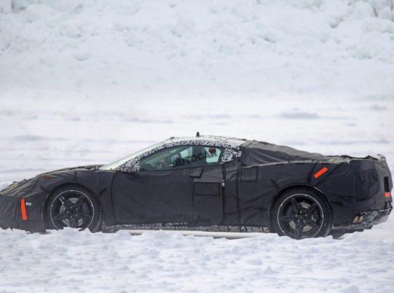 Chevrolet Corvette C8 2019