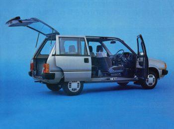 Nissan Prairie meest deprimerende auto 2