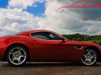 alfa romeo 8c competitizione 4 auto virals