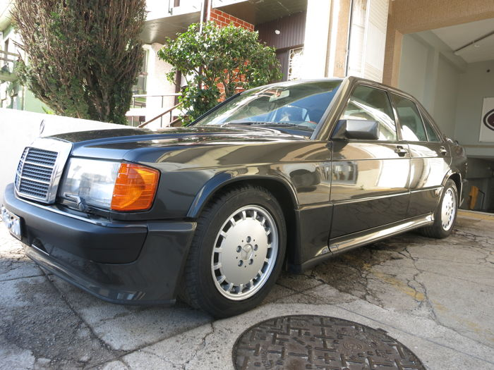 mercedes-benz 190e 23 16v cosworth
