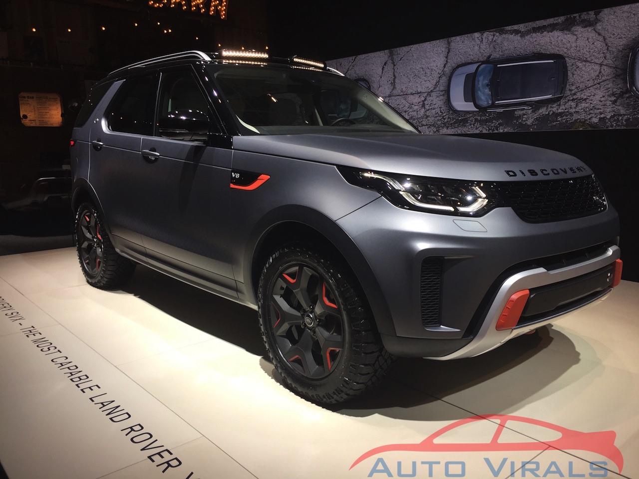 autosalon brussel land rover discovery svx 1