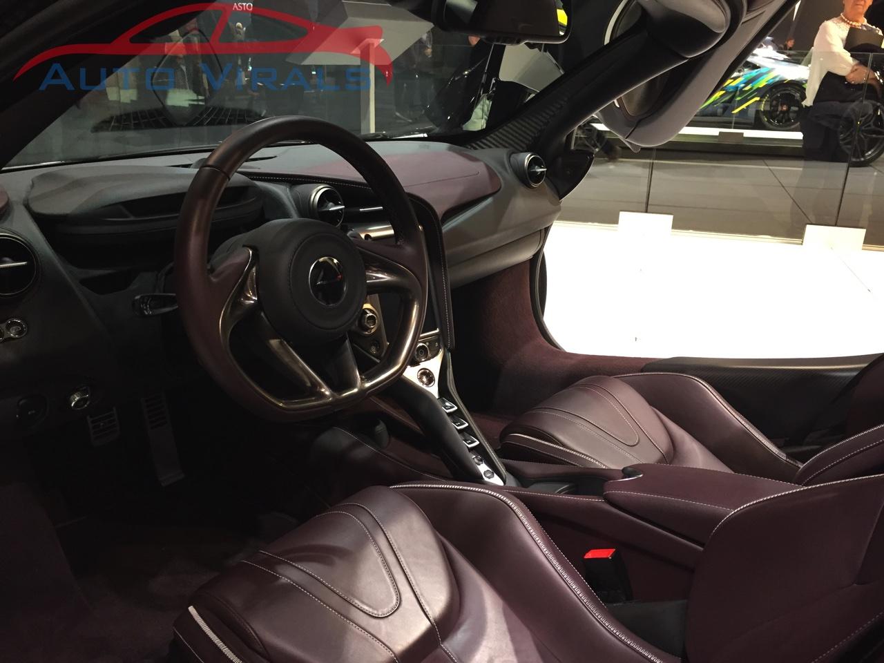 autosalon brussel mclaren 720s 1