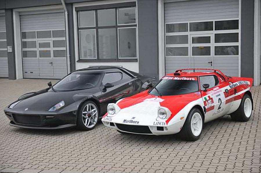 Manifattura Automobili Torino Stratos 2