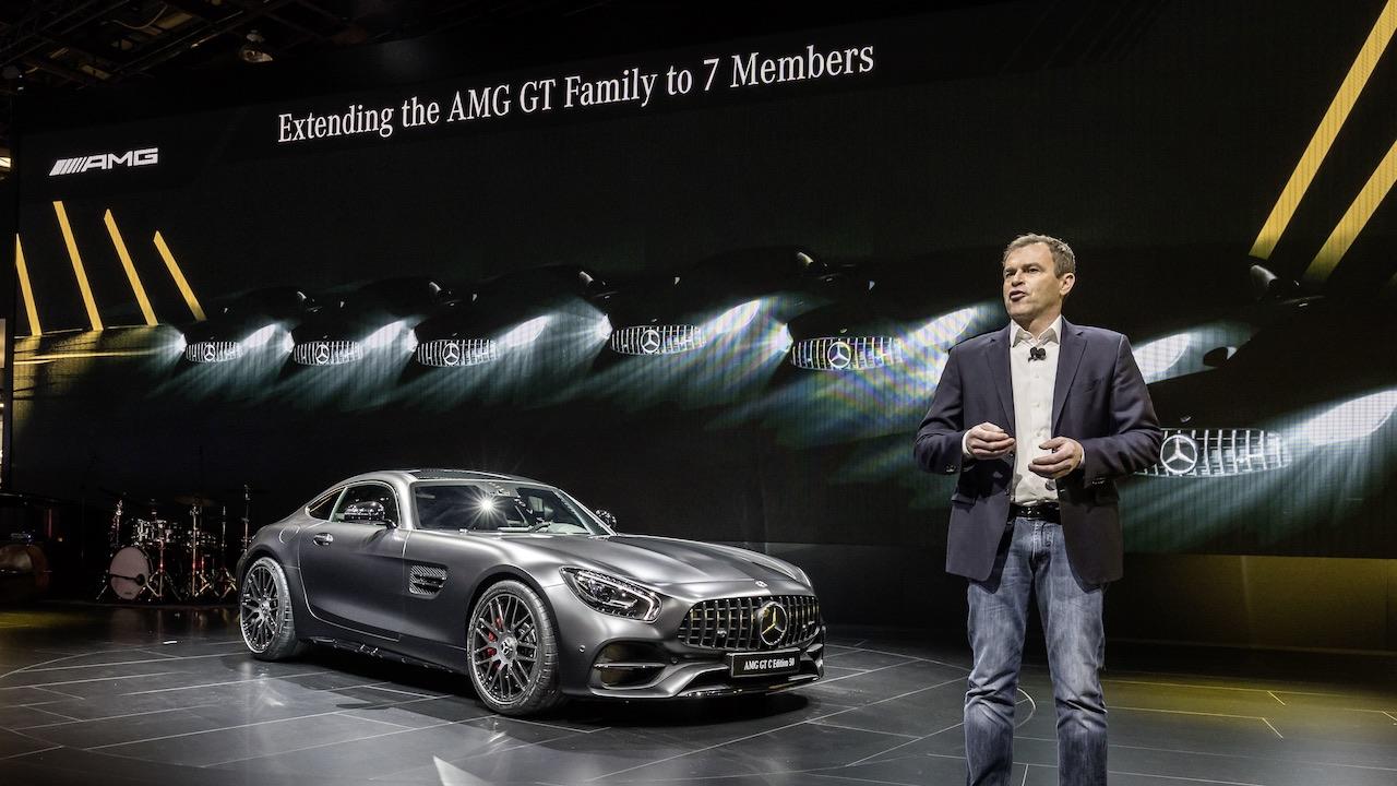 Tobias Moers Mercedes-AMG
